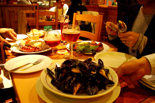 01 最初の夕食